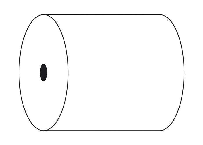 Rouleau caisse addition