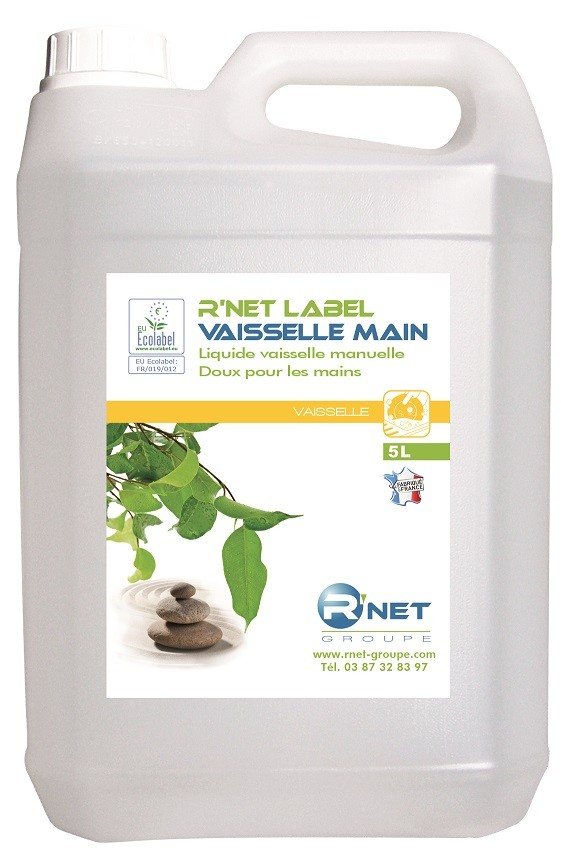 R'net label vaisselle main - 5L