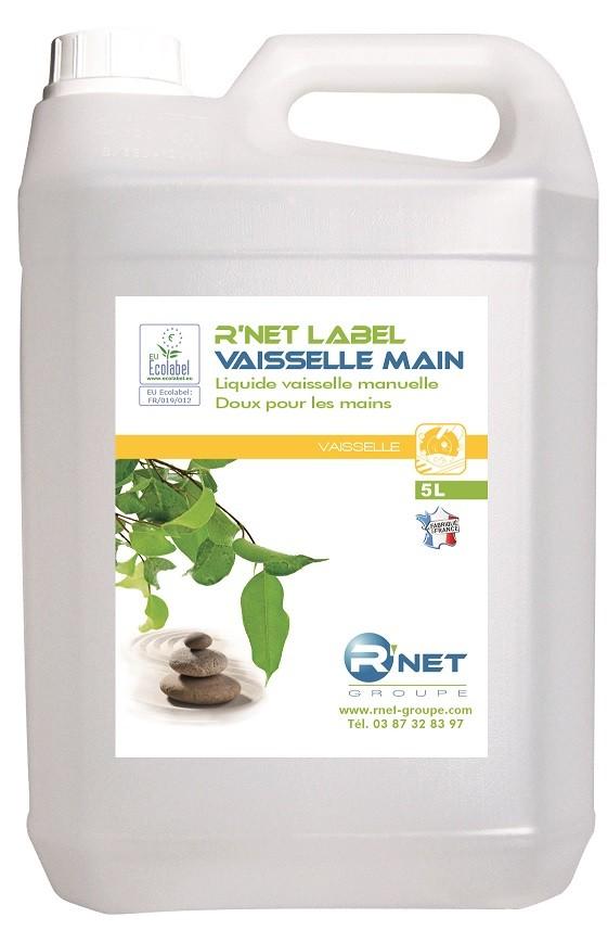 R'net label vaisselle main - 5L
