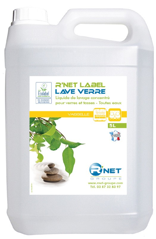 R'net Label lave-verres - 5L