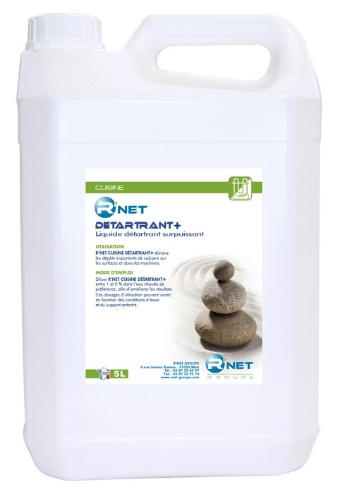 R'net détartrant plus - 5L