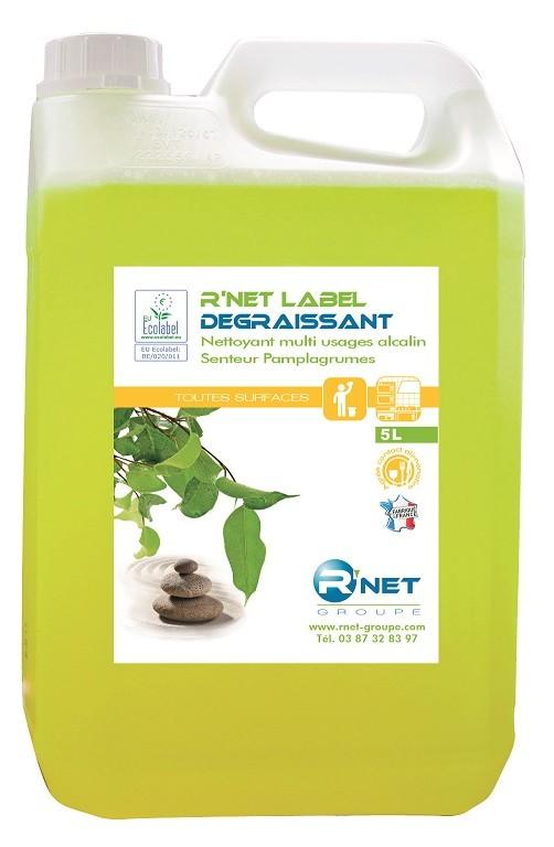 R'net label dégraissant  - 5Lx2