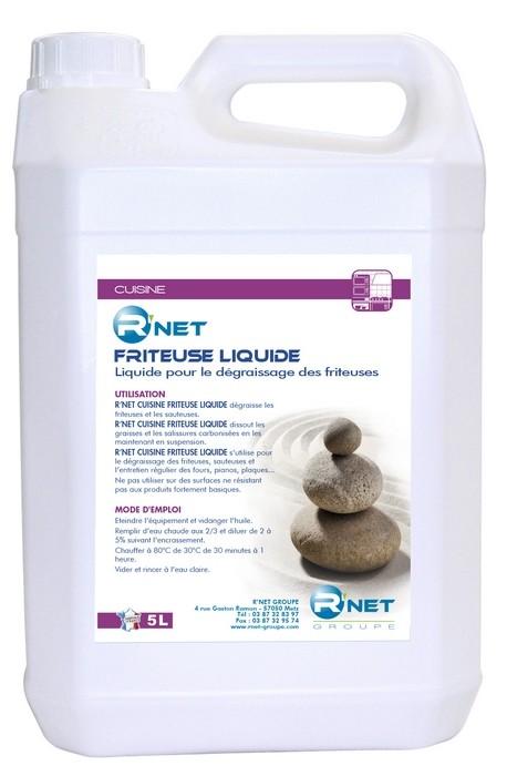 R'net friteuse liquide - 5L