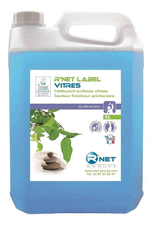 R'net label vitres - 5Lx2