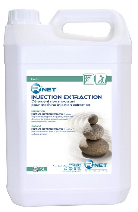 R'net sols extraction -  5L