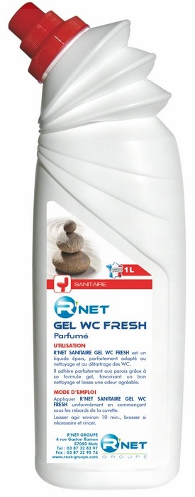 R'net gel wc fresh - Flacon 750ml