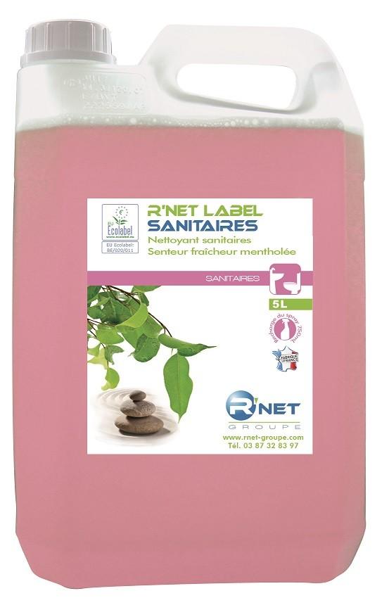 R'net label sanitaires - 5Lx2