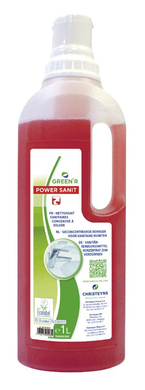 Green'r power Sanit