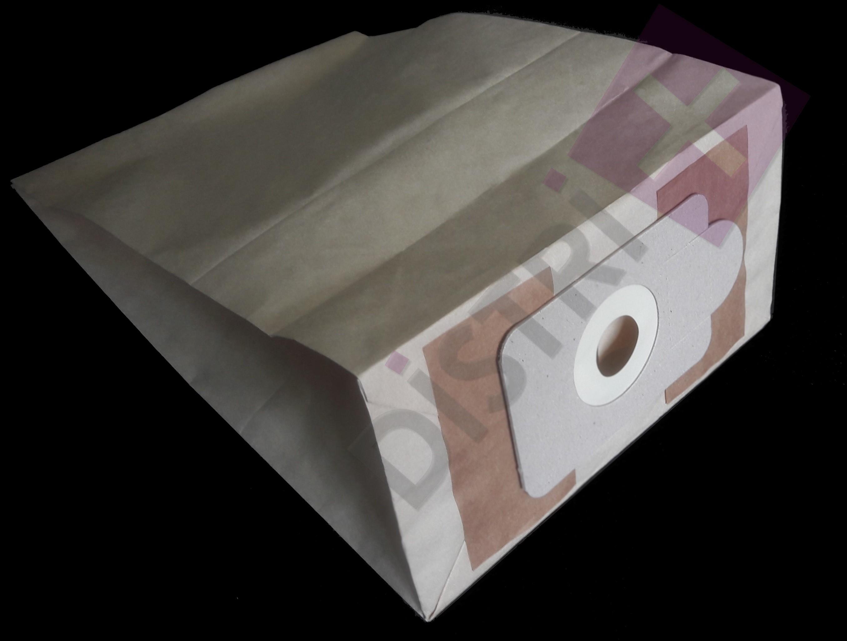 Sacs papier pour aspirateur Numatic 1B/2C