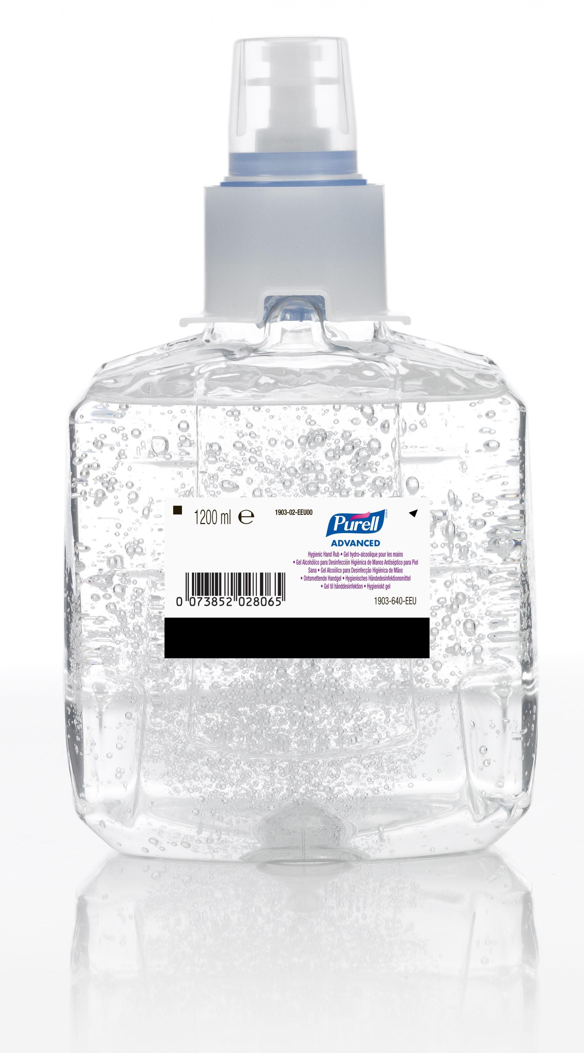 PURELL® Advanced Gel Hydro-Alcoolique pour les Mains
