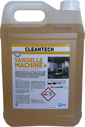 CLEANTECH Vaisselle machine Plus 5 L