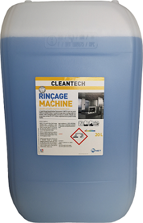 CLEANTECH   Rinçage Machine 20L