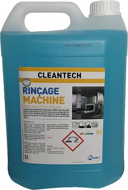 CLEANTECH   Rinçage Machine 5L