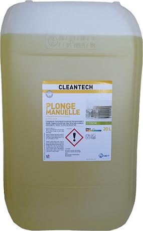 CLEANTECH  Plonge manuelle 20L