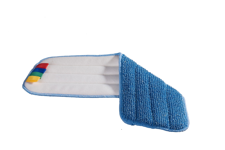 Bandeau Microfibre Micro-surf 40 bleu velcro