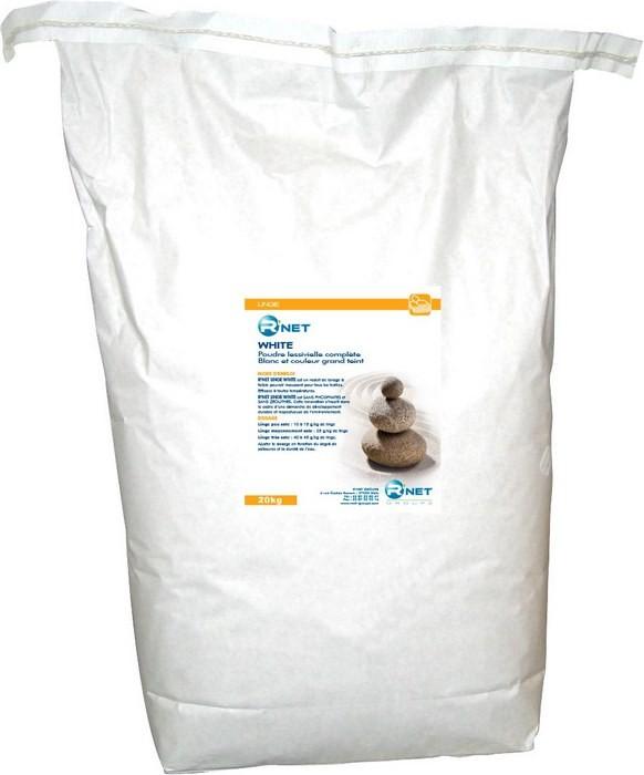 R'NET LINGE WHITE - Poudre, sac 20kg