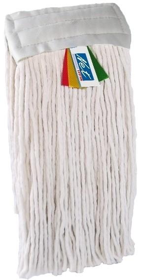 Faubert coton blanc 340g