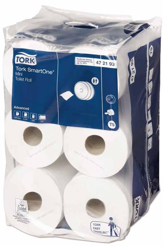 Papier toilette rouleau  mini SmartOne
