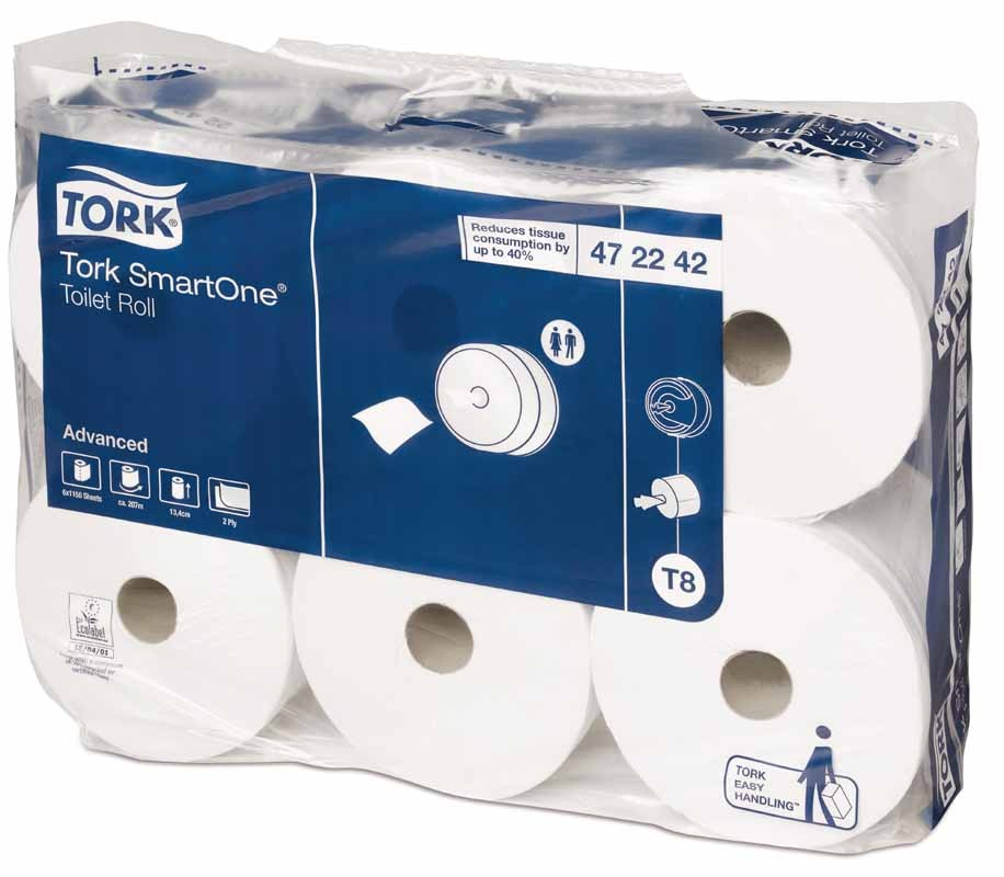 Papier toilette rouleau SmartOne