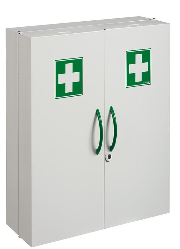 Armoire à pharmacie 2 portes CLINIX