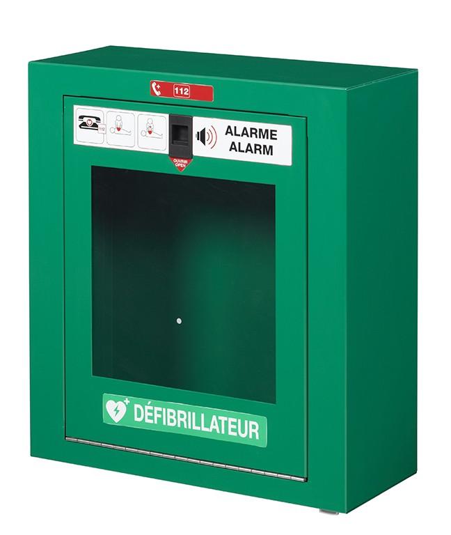 Boitier défibrillateur CLINIX