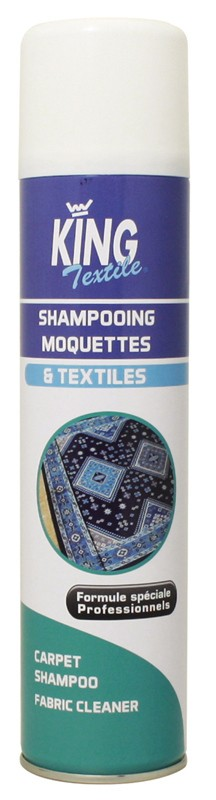 KING Shampooing moquette