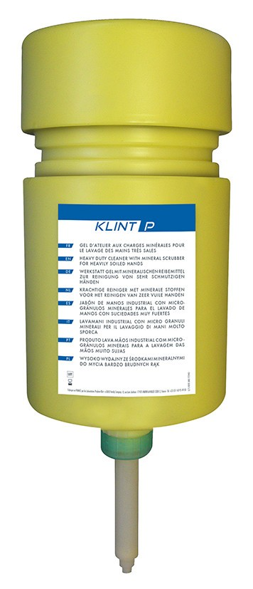 Klint P Gel - Cartouche Alphapak 5L - Carton de 4
