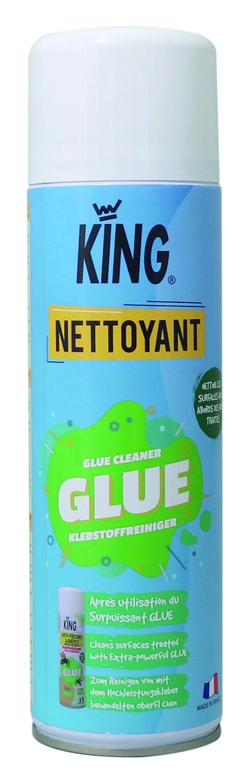 NETTOYANT GLUE 500ML KING