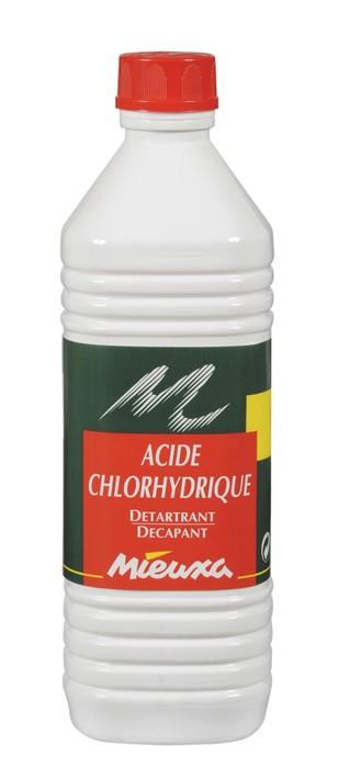 Acide chlorhydrique -  1L