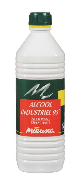 Alcool industriel 95° -  1L