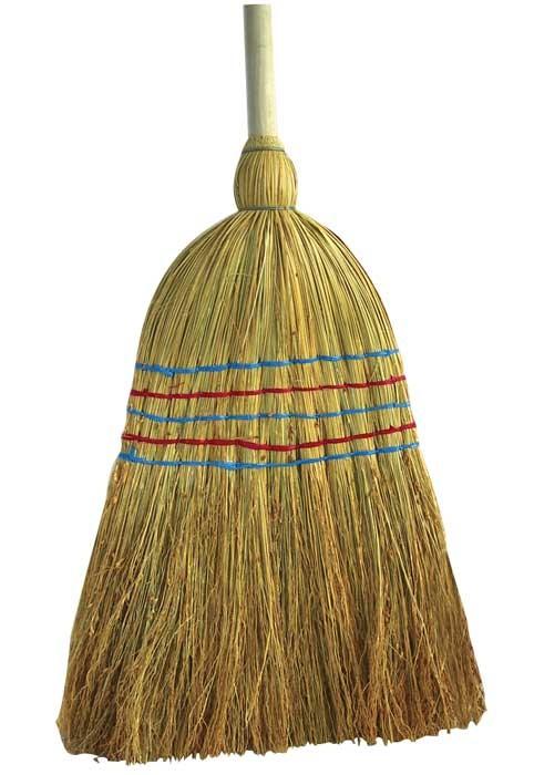 Balai paille de riz