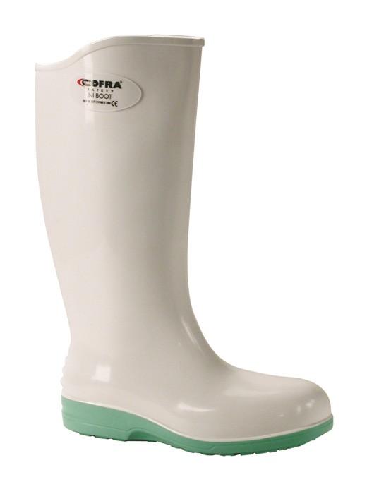 Chaussures de protection en milieu alimentaire