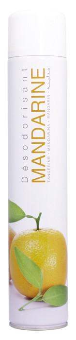 Désodorisants d'atmosphère - Mandarine - Aérosol 750ml