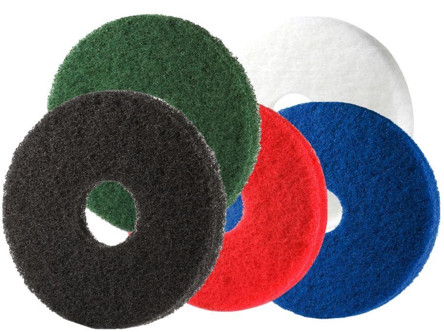 Disques abrasifs fibre  Noir,Vert, Rouge, Bleu, Blanc