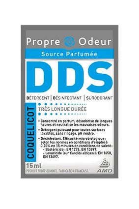 R'net 3D Coquelicot-- Détergent désinfectant surodorant concentré en dose - Dose 15 ml - Carton 250
