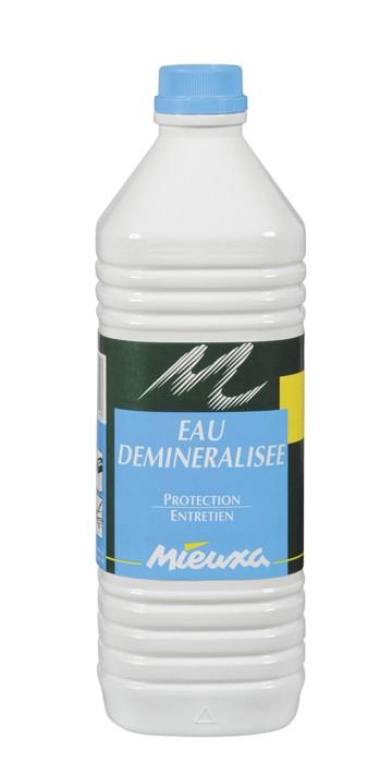 Eau déminéralisée -  1L