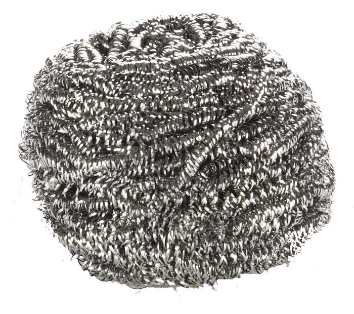 Eponge inox 60g - Sachet 10