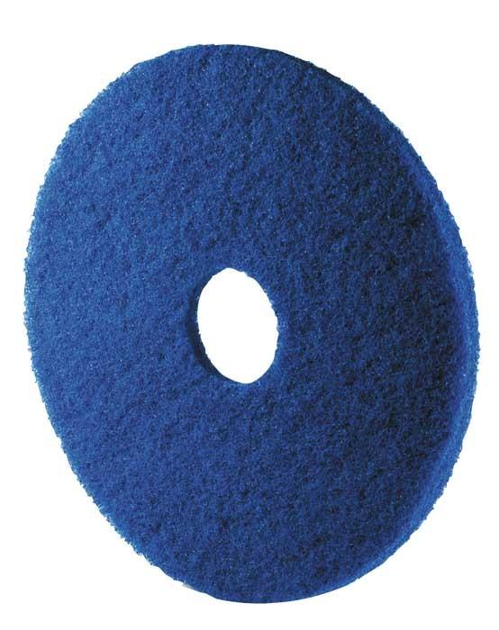 Disque fibre bleue - Carton de 5