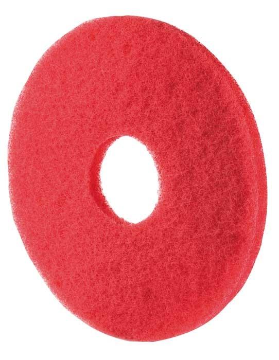 Disque fibre rouge - Carton de 5