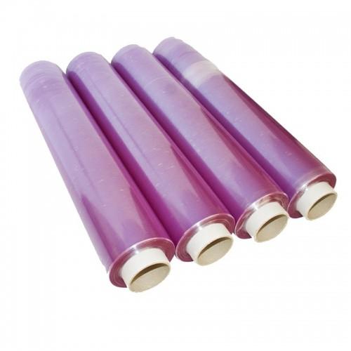 Films alimentaire étirable PVC - Recharge 300mx450mm x4