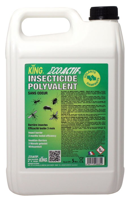 Insecticide polyvalent KING - 5L