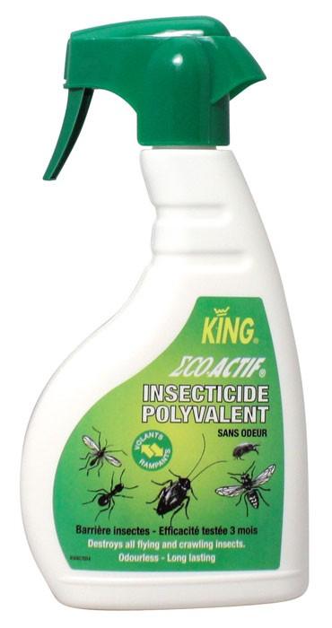 Insecticide polyvalent KING - Vaporisateur 500cc