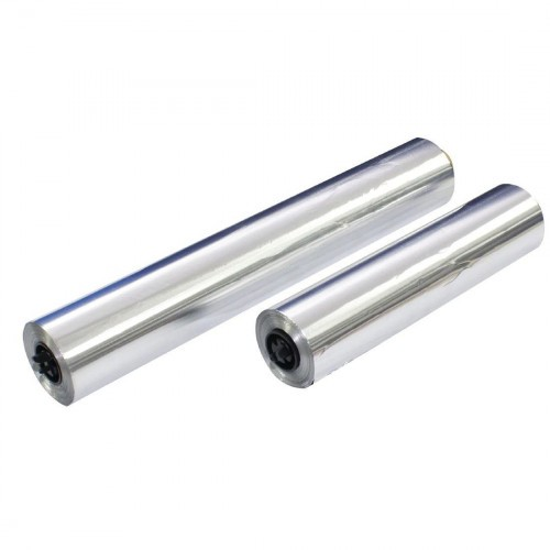 Rouleaux aluminium - Recharge 200mx290mm sous embouts 3P/C