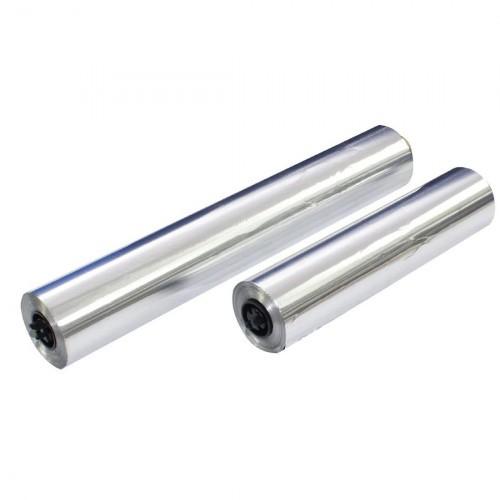 Rouleaux aluminium - Recharge 200mx440mm sous embouts 3 P/C