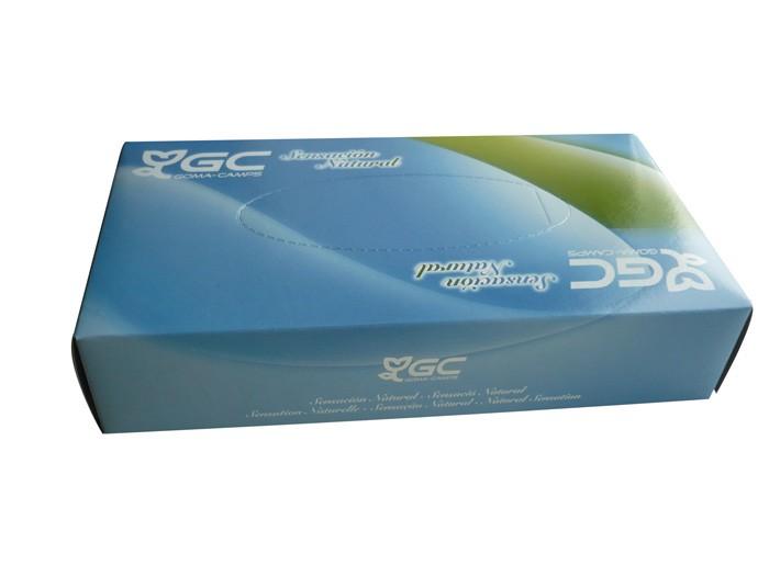 Mouchoirs - Boîte 100 - Colis 40 boîtes