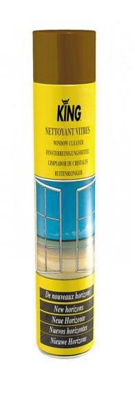Nettoyant vitres - Aérosol 750ml