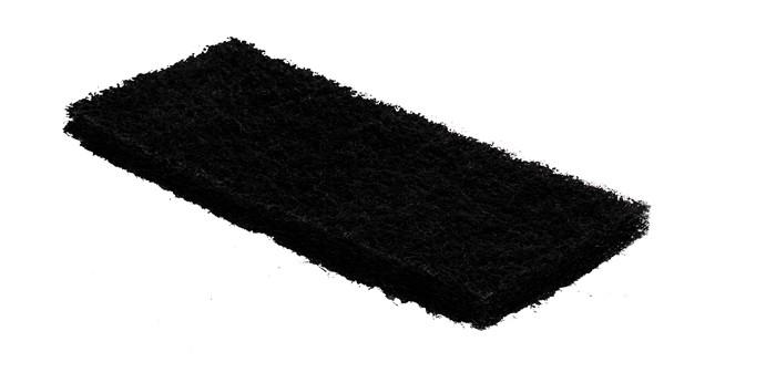 Pad noir - Sachet 10
