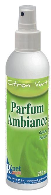 R'net - Citron vert - Parfum d'ambiance - Spray 250ml - Carton 6