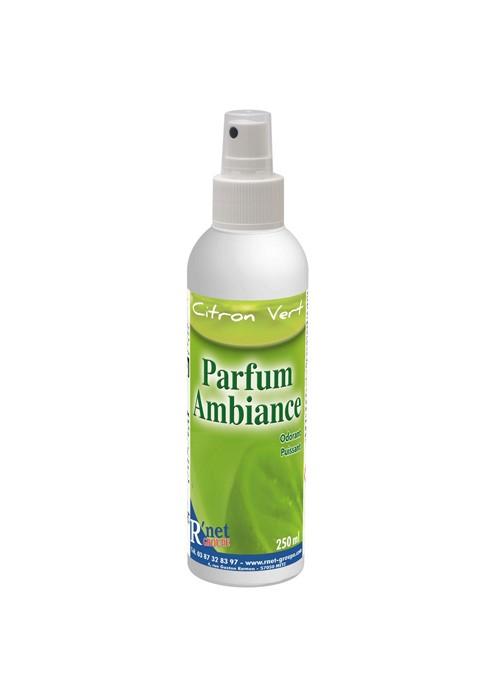 R'net -Citron vert  Parfum d'ambiance - Spray 250ml - Carton 6