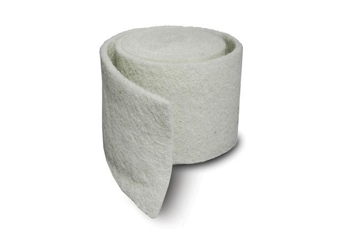Rouleau abrasif blanc - 3 mètres